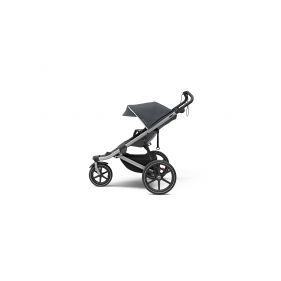CROOZER KID FOR 2 Keeke STONE GREY 2020 2v1 odpružený vozík za kolo - 1