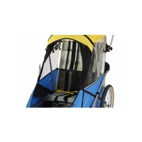 THULE CTS CAPTAIN 2 Blue + BIKE - 1