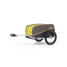 THULE CHARIOT CTS CROSS2, ORANGE odpružený vozík za kolo - 1