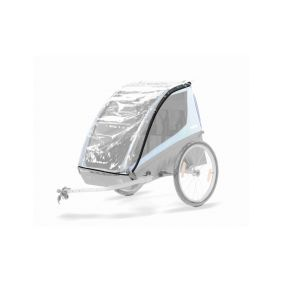 THULE URBAN GLIDE II JET BLACK DOUBLE - 1