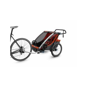 THULE URBAN GLIDE II BLUE SINGLE - 1