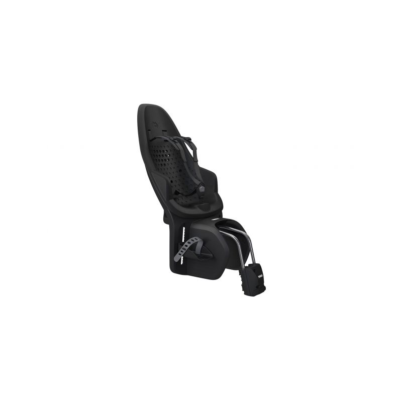 THULE URBAN GLIDE II BLACK ON BLACK SINGLE - 1