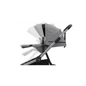 CROOZER KID FOR 1 PLUS 2019 odpružený vozík za kolo - 1