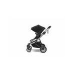 WIKE SOFTIE RED  odpružený vozík za kolo 3v1 s bočním větráním - 14