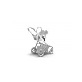 WIKE SPECIAL NEEDS X-LARGE speciální vozík za kolo pro velké děti a dospělé - 1