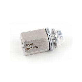 THULE CTS CX2 BLUE DISC + BIKE odpružený a bržděný vozík za kolo s bočním větráním - 1