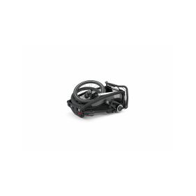CROOZER KID FOR 1 PLUS Vaaya GRAPHITE BLUE 2020 3v1 odpružený vozík za kolo - 1